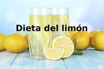 Dieta del limón. Análisis de dietas milagro (XLVII)