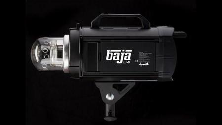 Dynalite B4 Baja, flash de estudio portable de 400W
