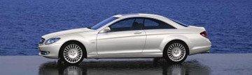 Precios de la Clase CL de Mercedes