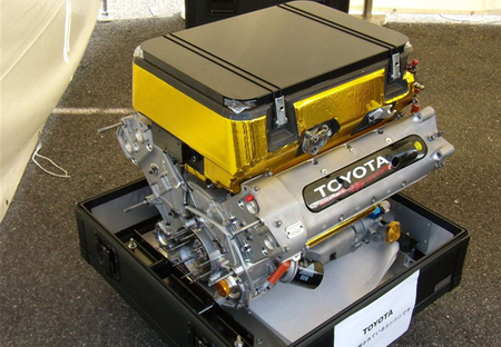 Motor Toyota RV8K - Fórmula Nippon