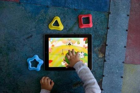 El 70 por ciento de los padres dejan sus tablets a los hijos, ¿y tú?