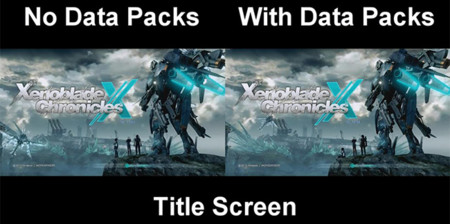 ¿Conviene descargar los packs? Comparativa en video de los tiempos de carga de Xenoblade Chronicles X