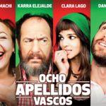 Simulcast para 'Ocho apellidos vascos', que llega el miércoles 11
