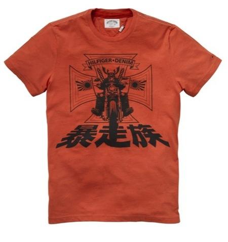 Hilfiger Denim lanzará una colección de camisetas limitadas II