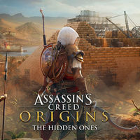 La expansión The Hidden Ones de Assassin's Creed: Origins prepara su llegada con un espectacular tráiler