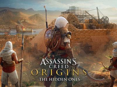 La expansión The Hidden Ones de Assassin's Creed: Origins prepara su llegada con un espectacular tráiler
