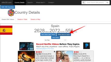 Ver Que Videos Estan A Punto De Expirar En Netflix