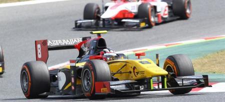 ¿La GP2 a ritmo de Fórmula 1 o la Fórmula 1 a ritmo de GP2?