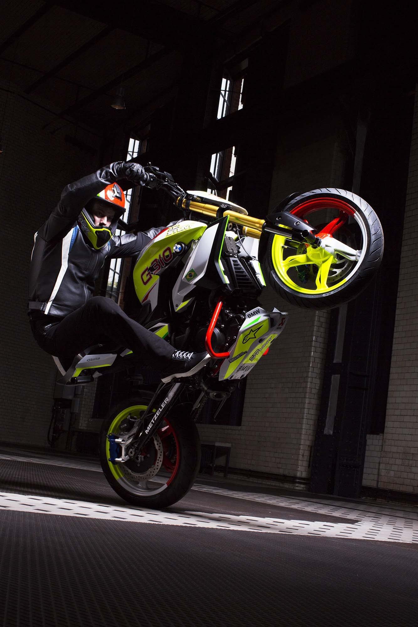 Foto de BMW Concept Stunt G 310 (11/36)