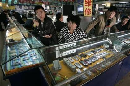 ¿Cuantas líneas móviles se activan diariamente en China?