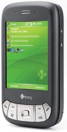 windows mobile htc p4350