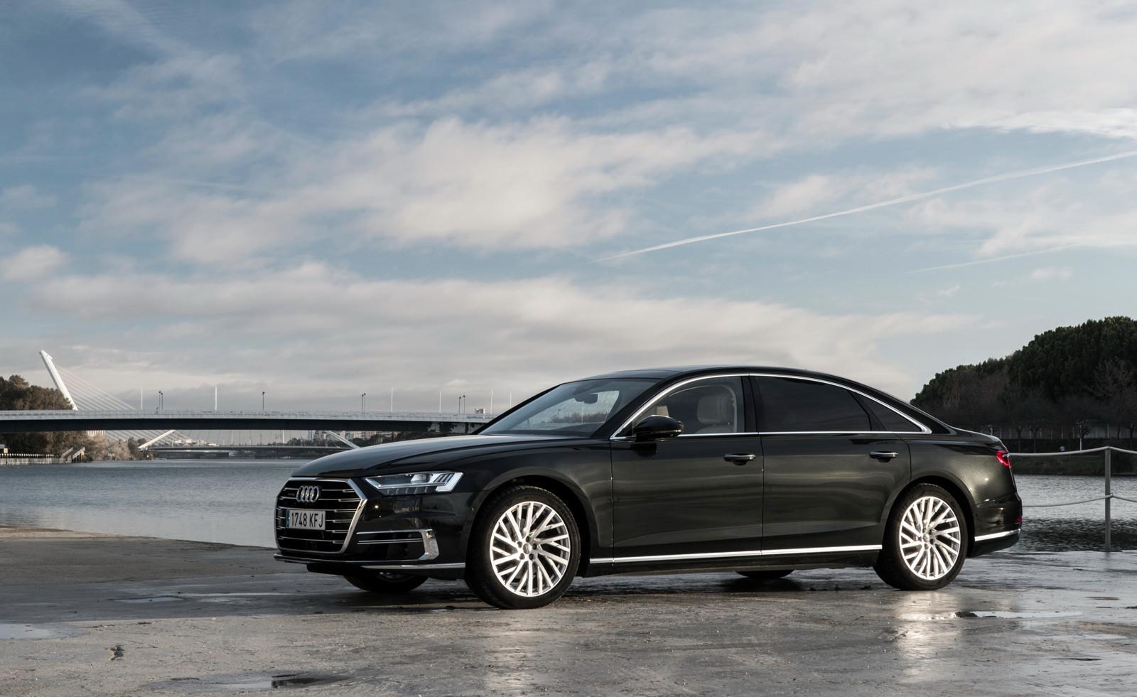 Foto de Audi A8 2018 (presentación) (45/81)