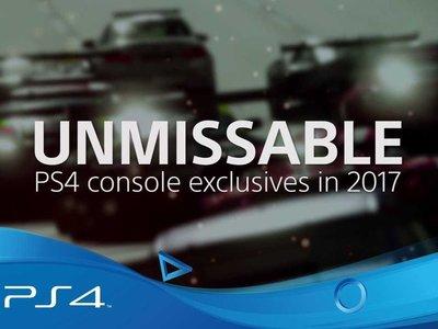 Sony arranca el año repasando en un vídeo los exclusivos de PS4 que llegarán en 2017