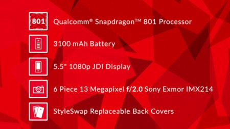 El OnePlus One estará por debajo de los 350 euros en Europa