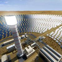 Dubai ahora quiere batir récord de altura con una torre solar de 260 metros y una producción de 5.000 MW en 2030