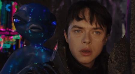 El tráiler final de 'Valerian: La ciudad de los mil planetas' eleva el espectáculo de 'El quinto elemento'