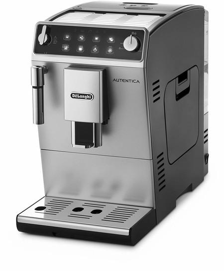 Oferta del día en Amazon: la cafetera super automática De'Longhi ETAM29.510.SB cuesta 369 euros hasta medianoche