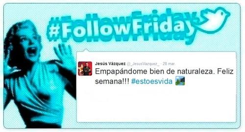 #FollowFriday de Poprosa: Los famosos disfrutan de la Semana Santa