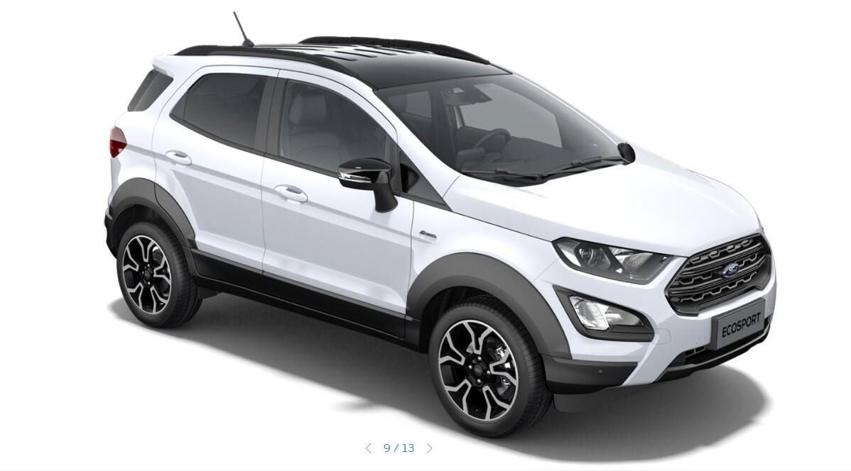 Foto de Ford EcoSport Active 2021 (7/18)