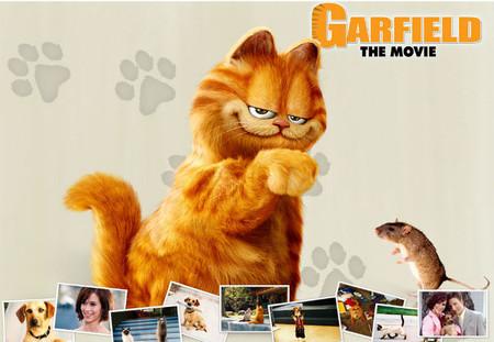 Cómic en cine: 'Garfield: La película', de Peter Hewitt