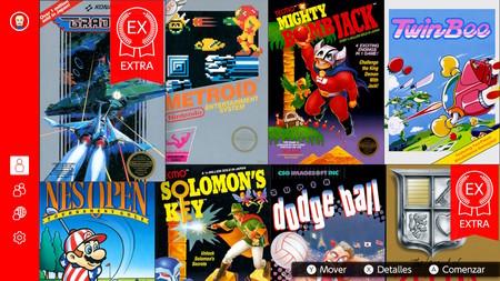 Nintendo Switch recibe sus nuevos clásicos y añade Gradius EX a su colección de NES
