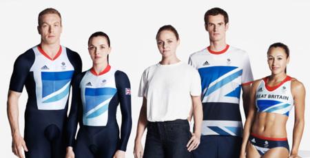 Stella McCartney es la encargada de diseñar el uniforme olímpico de los atletas británicos