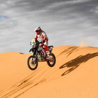 Cancelada la octava etapa del Dakar en motos y quads en señal de respeto por la muerte de Paulo Gonçalves