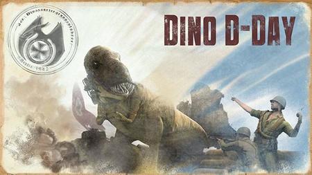 Equipa a tu dinosaurio con las mejores armas y disfruta del fin de semana con Dino D-Day