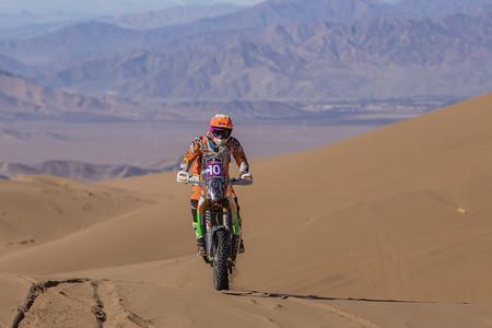 Laia Sanz Atacama Rally 2017 3