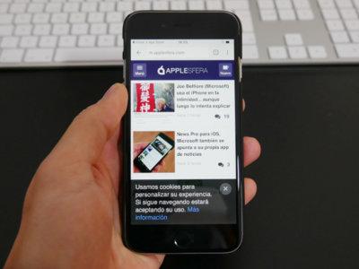 Chrome para iOS se actualiza: más estable, más rápido, mejor alternativa a Safari