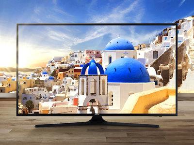 Por 599 euros puedes dar el salto a la resolución 4K con este Samsung UE55KU6000 de 55 pulgadas