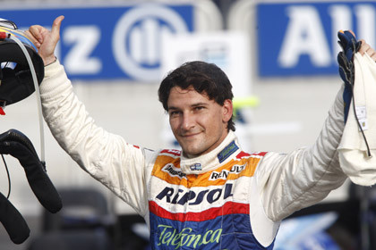 Pantano, el primer Campeón de la GP2 sin ofertas