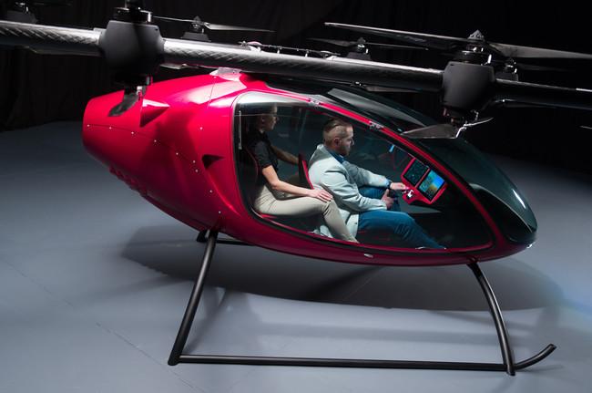 Dron Para Personas