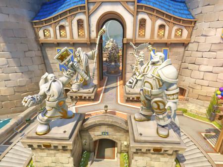 Blizzard World llega la próxima semana a 'Overwatch' y posiblemente otra nerfeada a Mercy