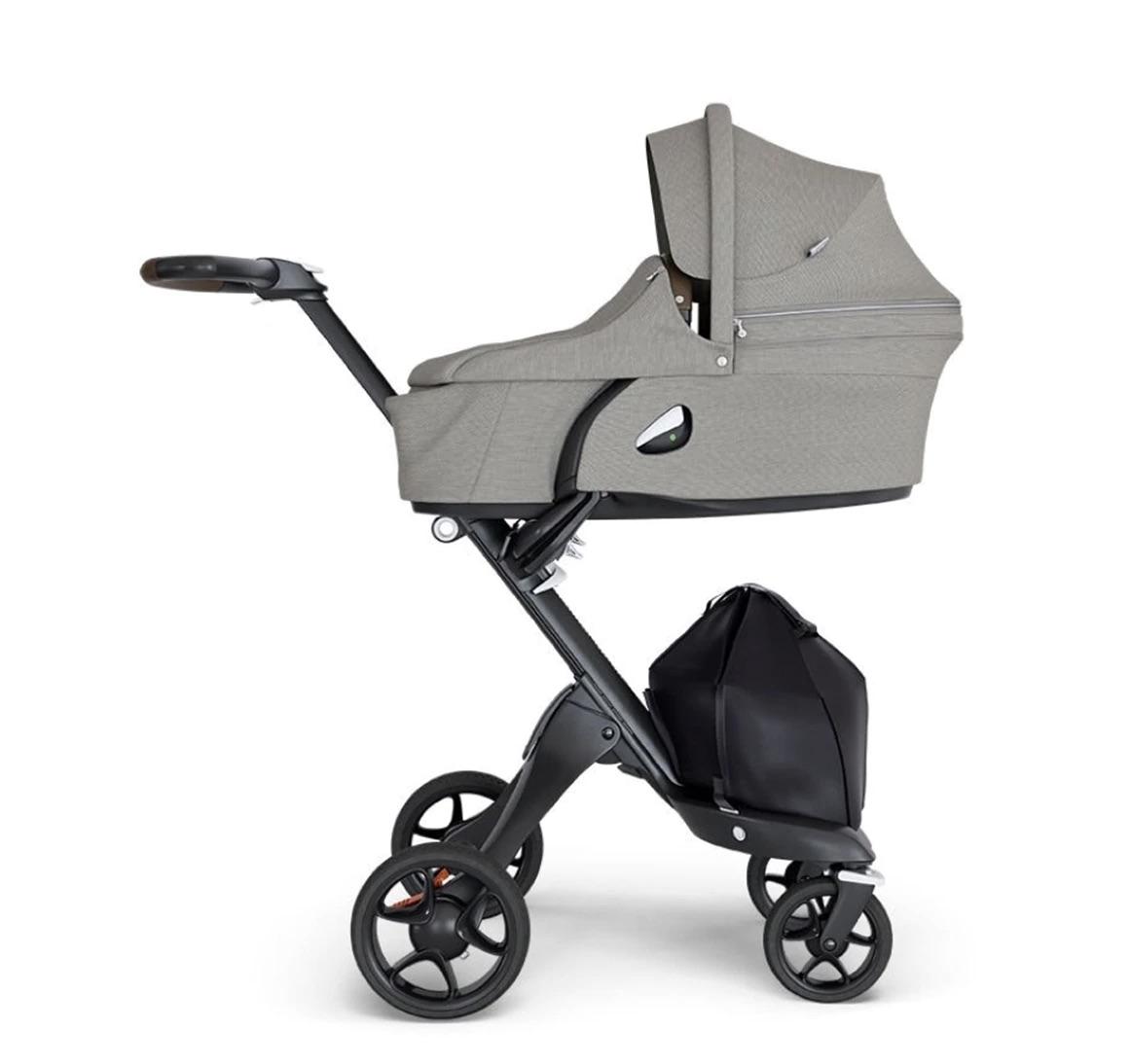 STOKKE Silla de paseo Stokke ® Xplory 6 gris satinado