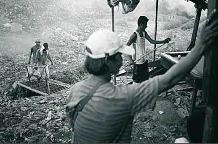 Exposición fotográfica: vertederos de todo el planeta