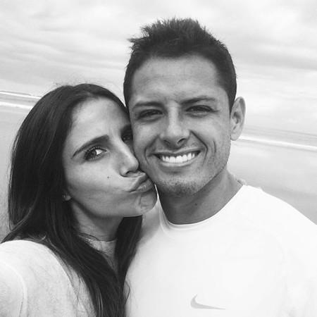 ¡Nos vamos de boda!  Chicharito y Lucía Villalón se nos  casan