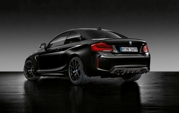 Foto de BMW M2 coupé Black Shadow Edition (3/8)