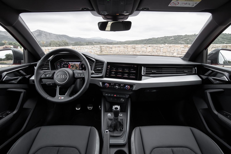 Foto de Audi A1 2018, toma de contacto (26/172)