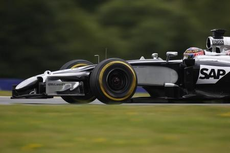 Jenson Button no descarta buscar otra alternativa a McLaren