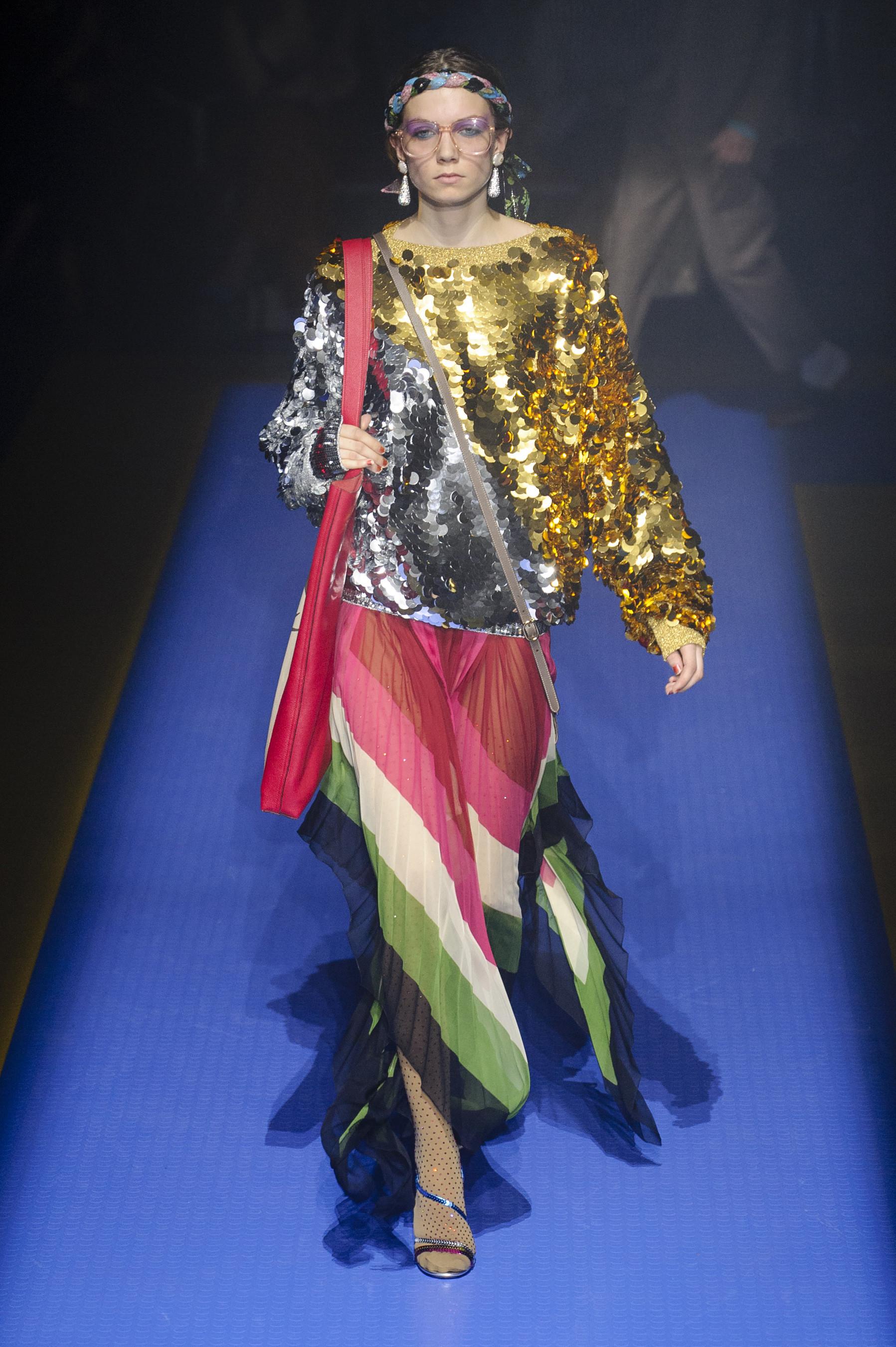 Foto de Gucci Primavera-Verano 2018 (7/63)