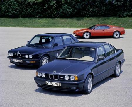 Especial 30 aniversario del BMW M5: E34 y E39, segunda y tercera generación
