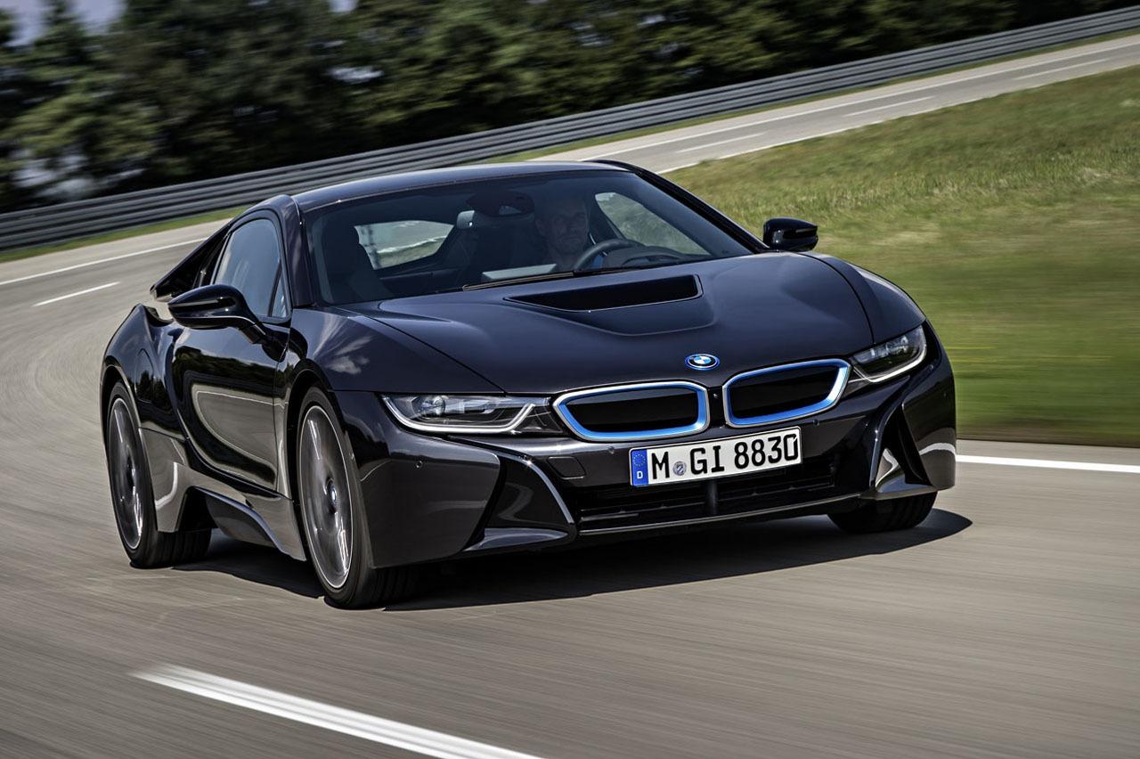 Foto de BMW i8 (34/124)