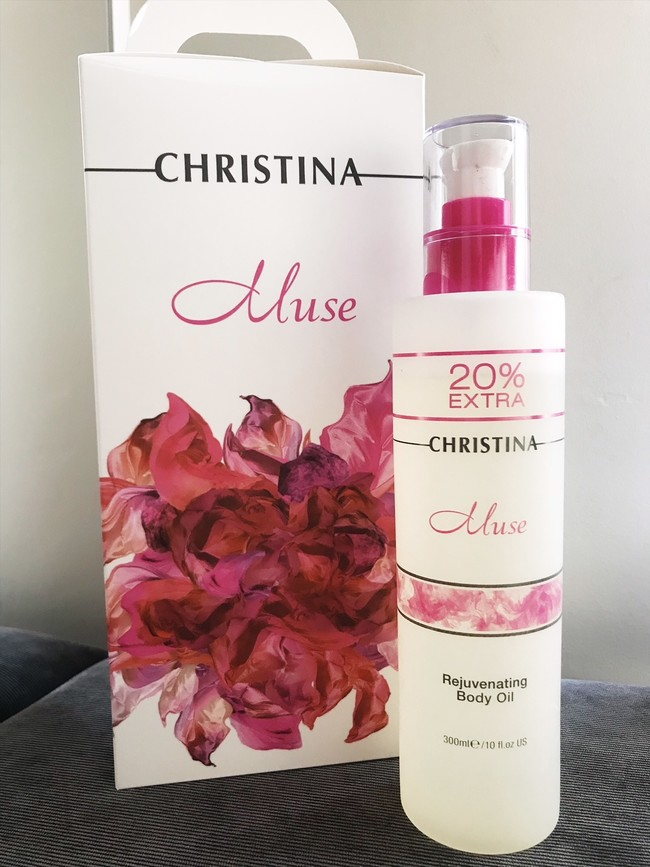 Christina Cosmeceuticals Muse 8