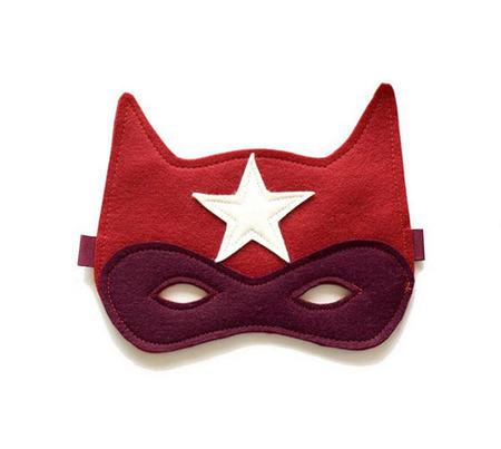Máscara Super Héroe