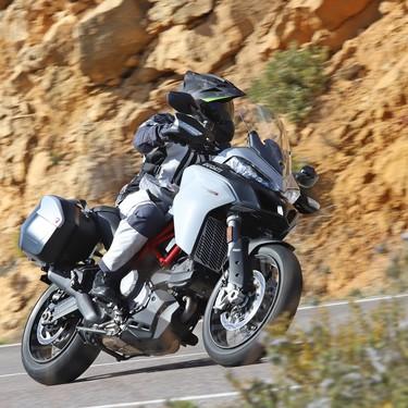 Probamos la Ducati Multistrada 950: 113 CV y 96 Nm para una de las mejores y más caras trail medias