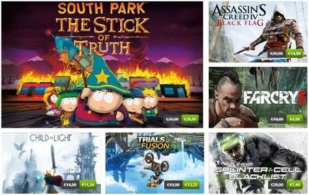 El último South Park, Child of Light y Trials Fusion demandan protagonismo en este Humble Bundle