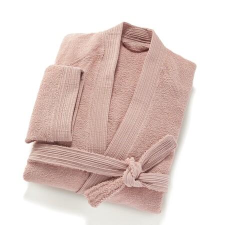 Albornoz kimono adulto 100% algodón orgánico, Scénario