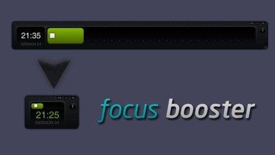 """Focus Booster, un timer que """"huele a Pomodoro"""""""
