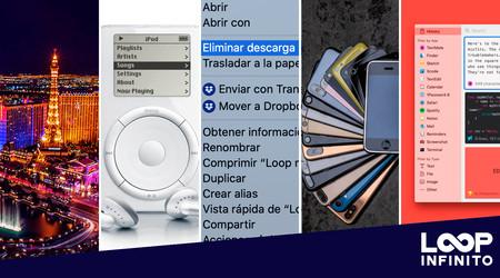 El embarazo del iPod, el ranking de los iPhone, la gran novedad de iCloud Drive... La semana del podcast Loop Infinito